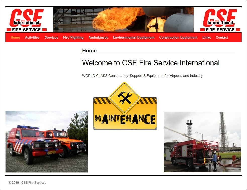 CSE Fire Service (no image available at the moment)